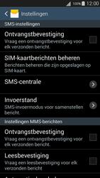 Samsung Galaxy S3 Neo (I9301i) - SMS - SMS-centrale instellen - Stap 6