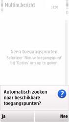 Nokia 5230 - MMS - handmatig instellen - Stap 8