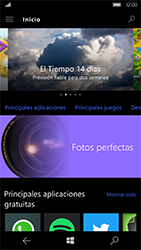 Microsoft Lumia 950 - Aplicaciones - Tienda de aplicaciones - Paso 4