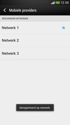 HTC Desire 601 - Netwerk - gebruik in het buitenland - Stap 12