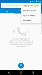 BlackBerry DTEK 50 - Messagerie vocale - Configuration manuelle - Étape 5