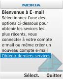 Nokia C1-01 - E-mail - Configurer l