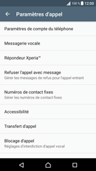 Sony Sony Xperia E5 (F3313) - Messagerie vocale - Configuration manuelle - Étape 5