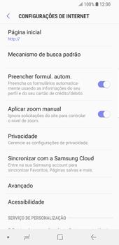 Samsung Galaxy S9 - Internet (APN) - Como configurar a internet do seu aparelho (APN Nextel) - Etapa 28