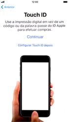 Apple iPhone 6s - iOS 12 - Primeiros passos - Como ligar o telemóvel pela primeira vez -  10