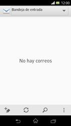 Sony Xperia L - E-mail - Configurar correo electrónico - Paso 19