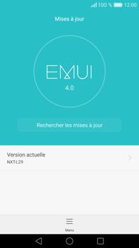 Huawei Mate 8 - Appareil - Mise à jour logicielle - Étape 7