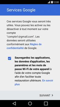 LG G4 - E-mails - Ajouter ou modifier votre compte Gmail - Étape 15