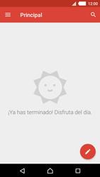 Sony Xperia M4 Aqua - E-mail - Configurar Gmail - Paso 6
