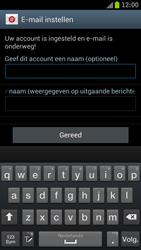 Samsung I9300 Galaxy S III - E-mail - Handmatig instellen - Stap 19