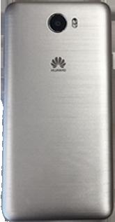 Huawei Y5 II - Primeros pasos - Quitar y colocar la batería - Paso 2