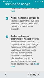 Samsung Galaxy S6 - Primeiros passos - Como ativar seu aparelho - Etapa 14