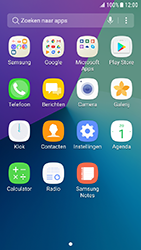 Samsung Galaxy Xcover 4 - Voicemail - Handmatig instellen - Stap 3