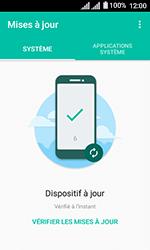 Alcatel U3 - Aller plus loin - Mettre à jour le logiciel interne de votre mobile - Étape 8