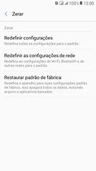 Samsung Galaxy J2 Prime - Funções básicas - Como restaurar as configurações originais do seu aparelho - Etapa 6