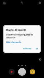 Samsung Galaxy J5 (2017) - Funciones básicas - Uso de la camára - Paso 8