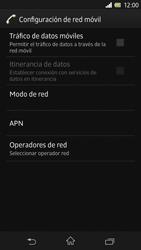 Sony Xperia Z - Internet - Configurar Internet - Paso 6