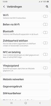 Samsung galaxy-a7-dual-sim-sm-a750fn-android-pie - NFC - NFC activeren - Stap 5