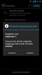 Huawei Ascend G615 - Bluetooth - headset, carkit verbinding - Stap 8