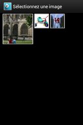 Sony ST23i Xperia Miro - MMS - envoi d'images - Étape 13