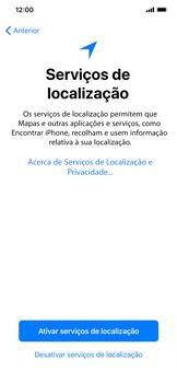 Apple iPhone XR - Primeiros passos - Como ligar o telemóvel pela primeira vez -  21