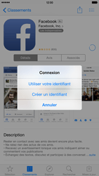 Apple iPhone 6 Plus - Applications - Créer un compte - Étape 9