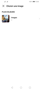 Huawei P30 Lite - E-mail - envoyer un e-mail - Étape 12