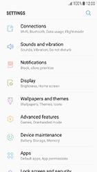 Samsung J330F Galaxy J3 (2017) - WiFi and Bluetooth - Setup Bluetooth Pairing - Step 4