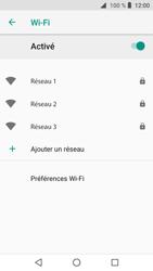 Crosscall Core X3 - Internet et connexion - Accéder au réseau Wi-Fi - Étape 7