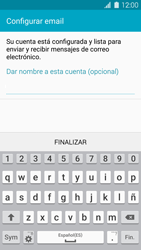 Samsung G900F Galaxy S5 - E-mail - Configurar Outlook.com - Paso 10