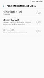 Samsung Galaxy J3 (2017) - Internet et connexion - Utiliser le mode modem par USB - Étape 6