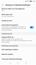 Huawei P9 Lite - Android Nougat - Device maintenance - Back up - Stap 7