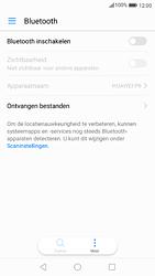 Huawei P9 - Android Nougat - Bluetooth - headset, carkit verbinding - Stap 3