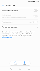 Huawei P9 - Android Nougat - Bluetooth - koppelen met ander apparaat - Stap 6