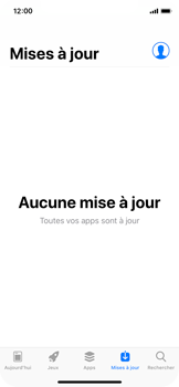 Apple iPhone XS - iOS 12 - Applications - Télécharger une application - Étape 8