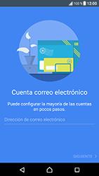 Sony Xperia XZ - Android Nougat - E-mail - Configurar correo electrónico - Paso 6