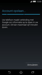 Sony Xperia Z2 4G (D6503) - Applicaties - Account aanmaken - Stap 18