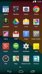 Google Nexus 5 - Internet - Uitzetten - Stap 3