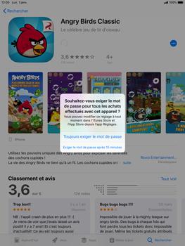 Apple iPad mini 4 iOS 12 - Applications - Télécharger des applications - Étape 17