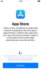 Apple iPhone 8 - iOS 12 - Aplicativos - Como baixar aplicativos - Etapa 3