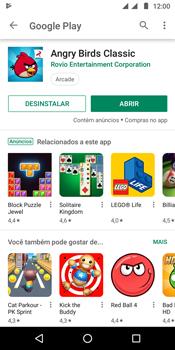 Motorola Moto G6 Play - Aplicativos - Como baixar aplicativos - Etapa 16