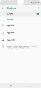 Wiko View 2 - Bluetooth - connexion Bluetooth - Étape 9