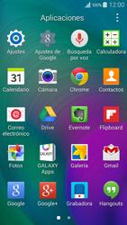 Samsung Galaxy A3 - Funciones básicas - Uso de la camára - Paso 3