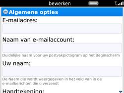 BlackBerry 9780 Bold - E-mail - Handmatig instellen - Stap 11