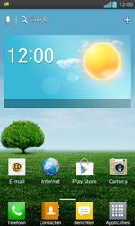 LG E975 Optimus G - MMS - automatisch instellen - Stap 3