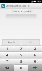 Alcatel OT-5050X Pop S3 - Sécuriser votre mobile - Activer le code de verrouillage - Étape 9