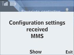 Nokia Asha 201 - Internet - Automatic configuration - Step 3