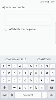 Samsung Samsung G928 Galaxy S6 Edge + (Android M) - E-mail - Configuration manuelle (outlook) - Étape 6