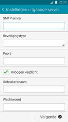 Samsung Galaxy K Zoom 4G (SM-C115) - E-mail - Handmatig instellen - Stap 13