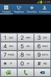 Samsung Galaxy Fame - Chamadas - Bloquear chamadas de um número -  4